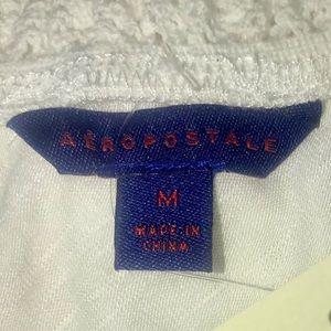 Aeropostale Tops - Aeropostale One Shoulder Blouse